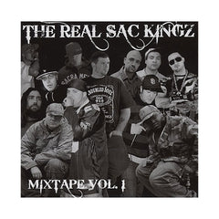 26 HRZ - 'The Real Sac Kingz Mixtape Vol. 1' [CD]