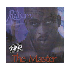 <!--119991221001569-->Rakim - 'The Master' [CD]