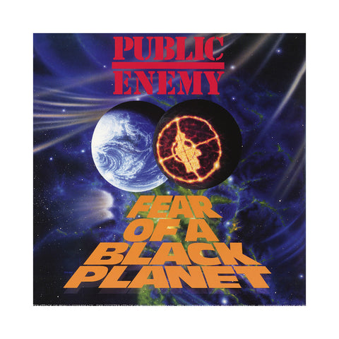 "[""Public Enemy - 'Fear Of A Black Planet' [CD]""]"