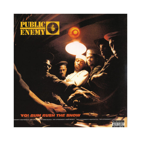 "[""Public Enemy - 'Yo! Bum Rush The Show' [CD]""]"