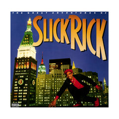 Slick Rick - 'The Great Adventures Of Slick Rick' [CD]
