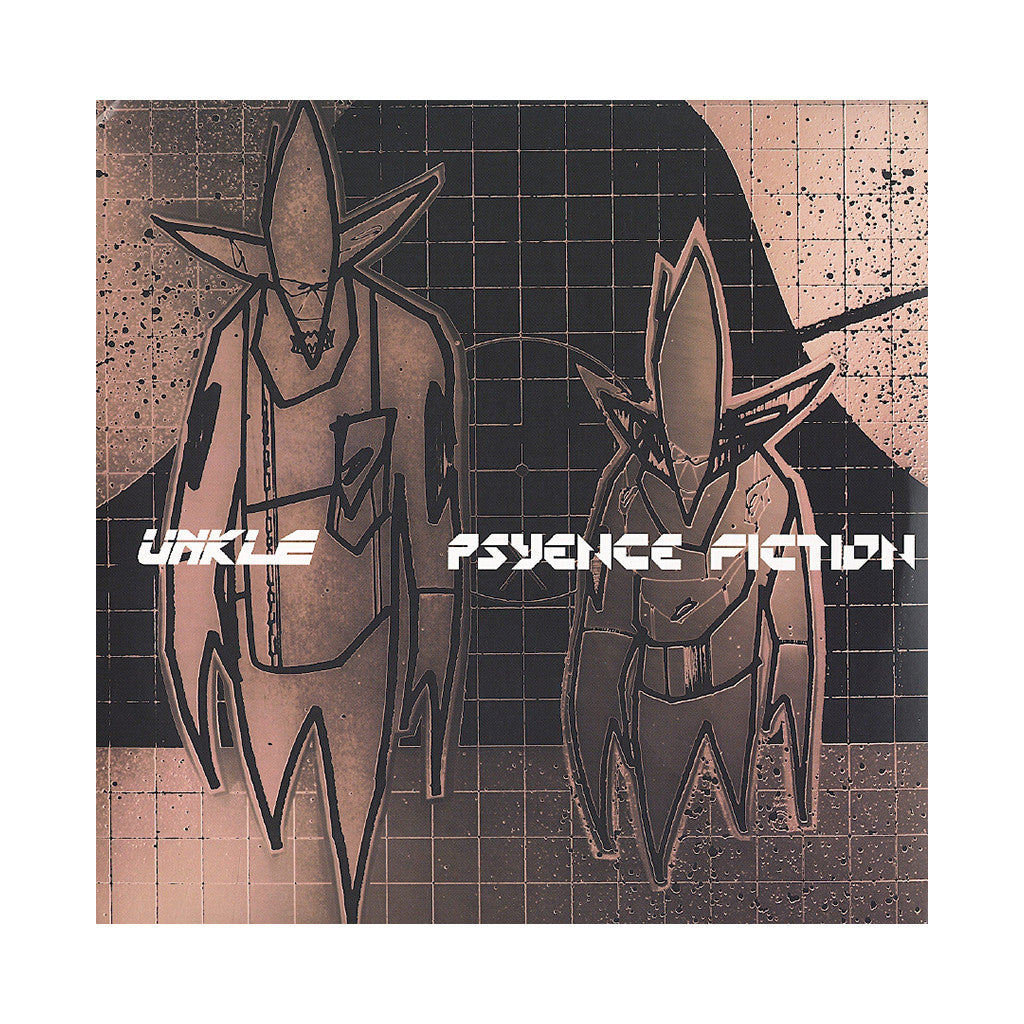 <!--019980929017192-->UNKLE - 'Psyence Fiction' [(Black) Vinyl [2LP]]