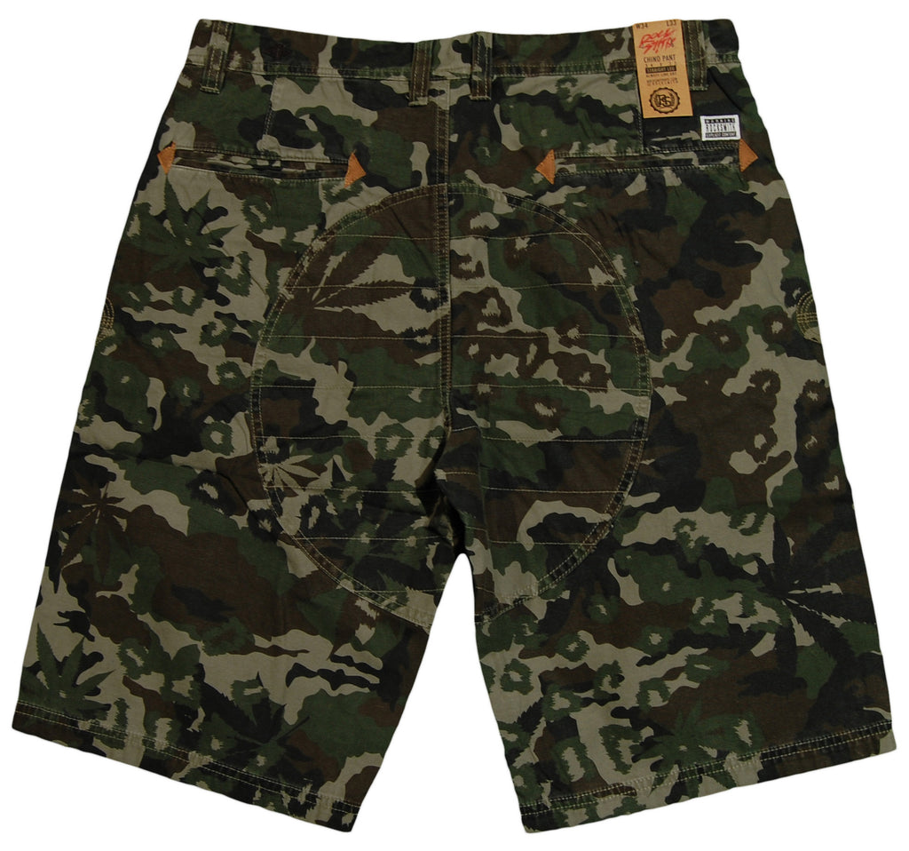 Rocksmith - 'Rugger - Woodland' [(Camo) Shorts]