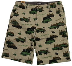 <!--2013042354-->Rocksmith - 'Pop The Trunk' [(Light Brown) Shorts]