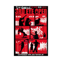<!--020051227006468-->3rd Eye Unlimited - 'The 6th Annual 3rd Eye Open' [DVD]