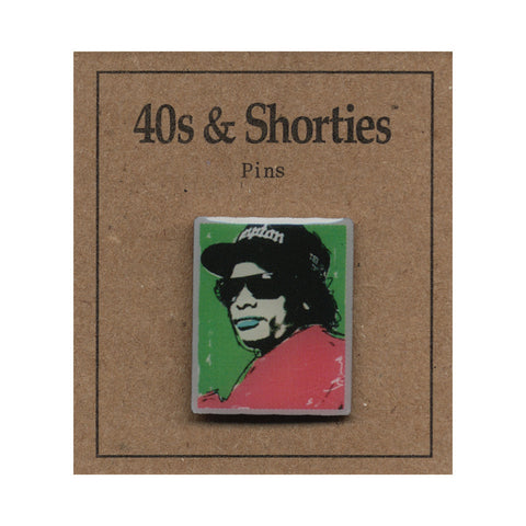 40s & Shorties - 'Eazy Pop' [(Multi-Color) Pin]