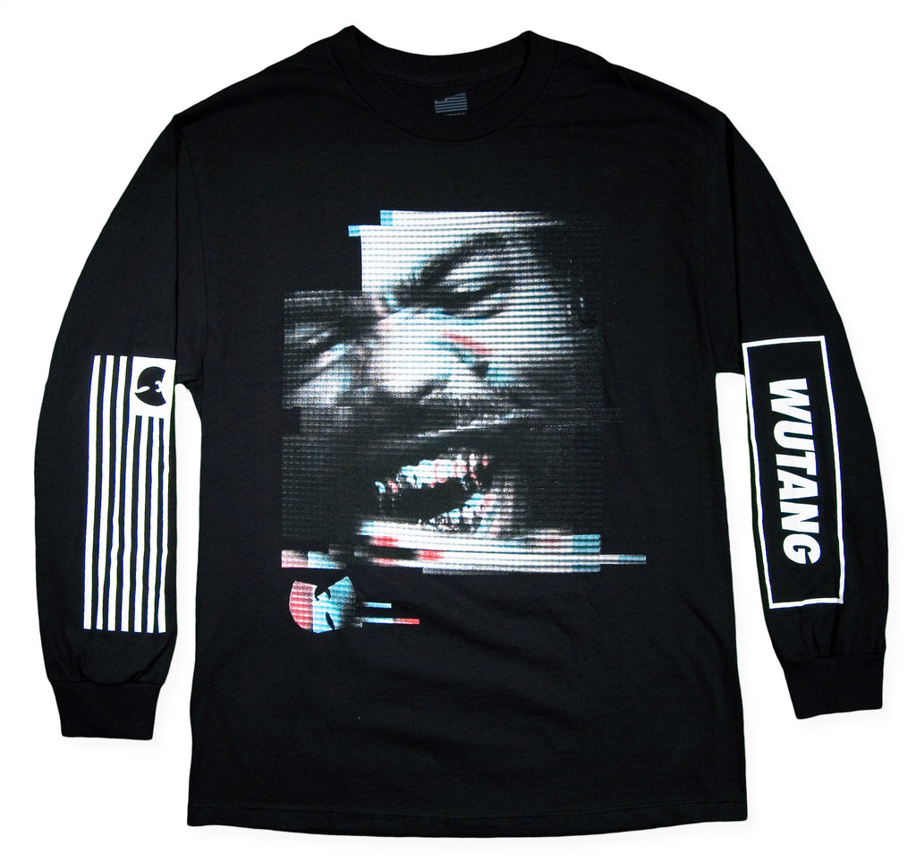 <!--2014040214-->Wu-Tang Brand LTD (Method Man) - 'Mr. Mef' [(Black) Long Sleeve Shirt]