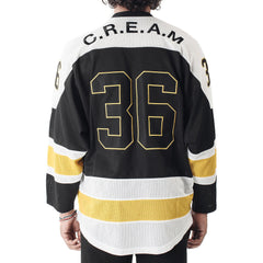<!--2014091218-->Wu-Tang Brand LTD - 'C.R.E.A.M. Hockey' [(Black) Jersey]