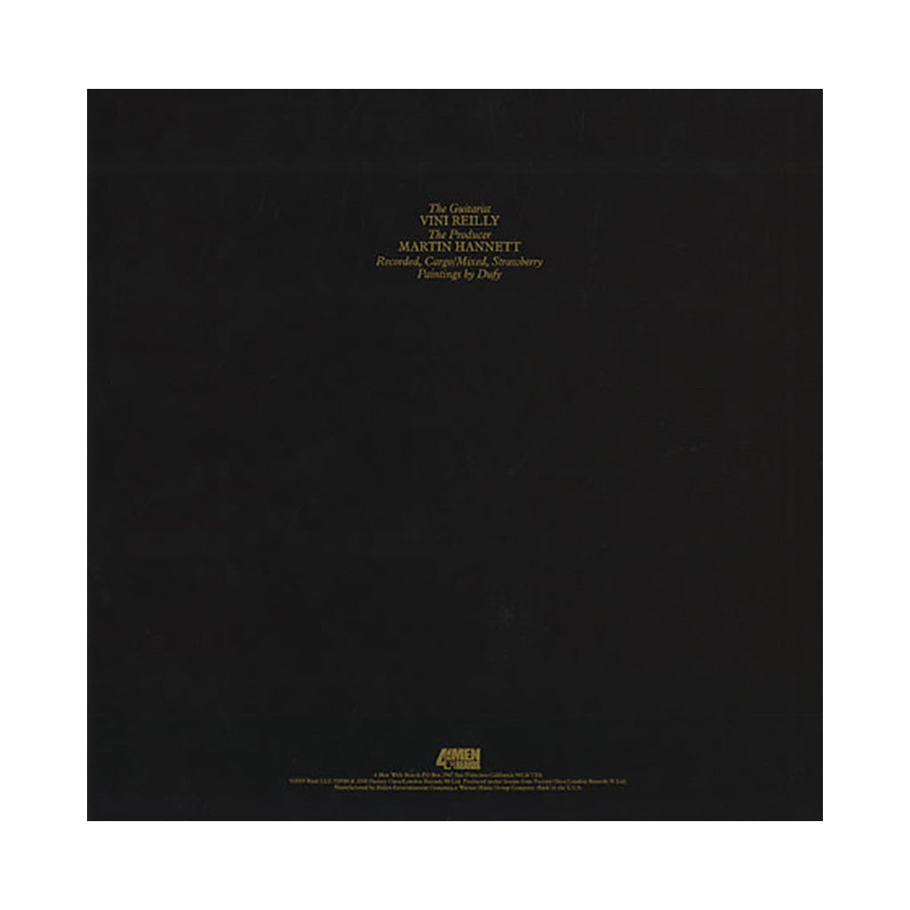 The Durutti Column - 'The Return Of The Durutti Column' [(Black) Vinyl LP]