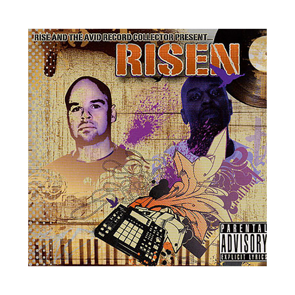<!--2009022232-->Rise & The Avid Record Collector - 'Rise Anthem' [Streaming Audio]