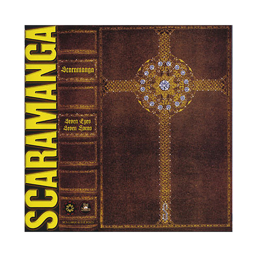 Scaramanga - 'Seven Eyes, Seven Horns' [CD]