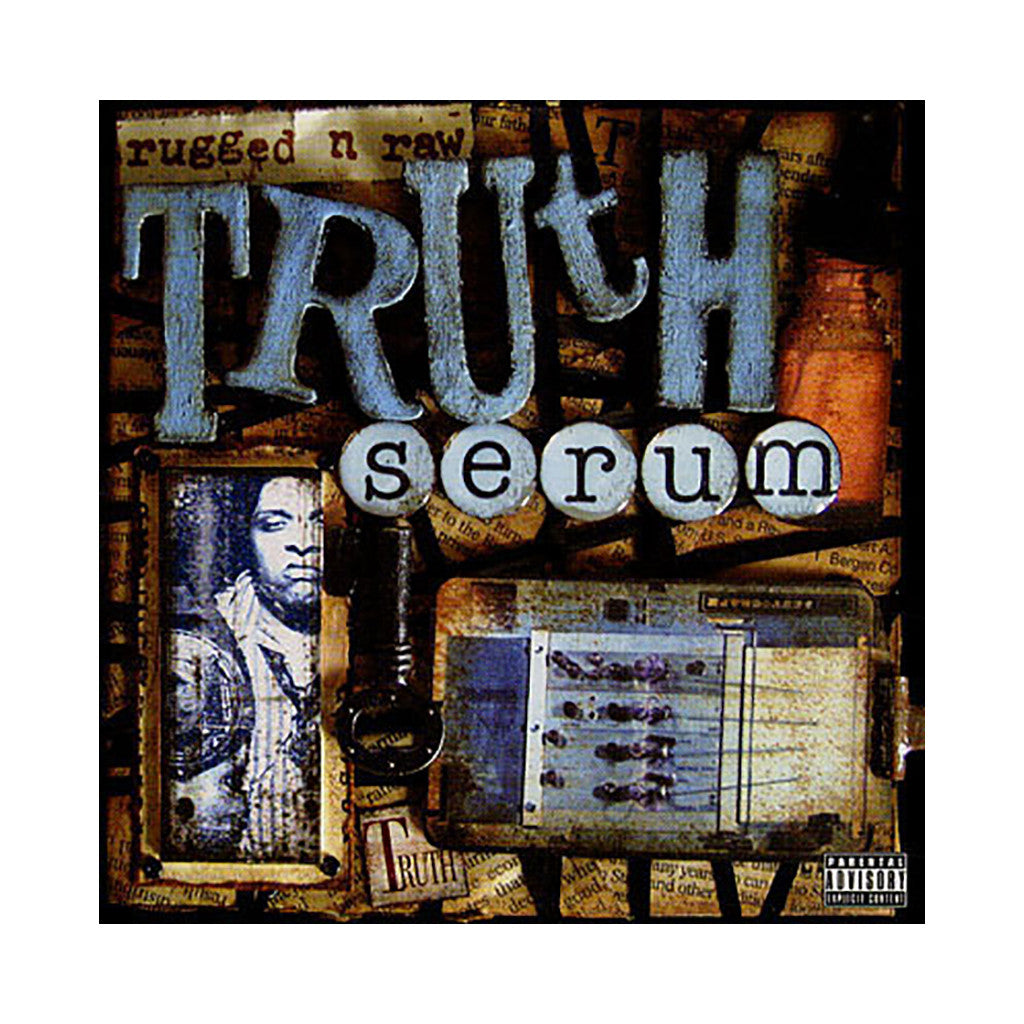 Rugged N Raw - 'Truth Serum' [CD]