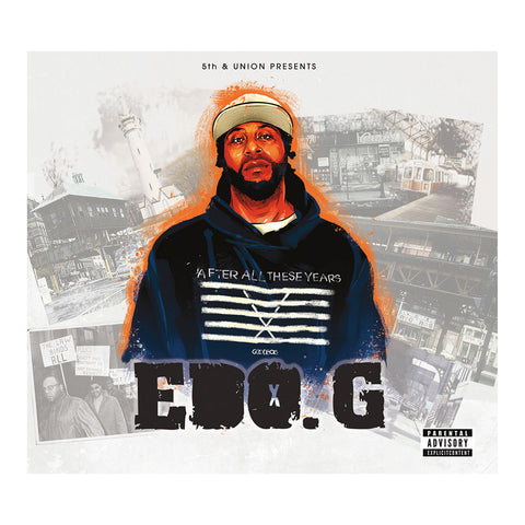 EDO.G - 'After All These Years' [CD]