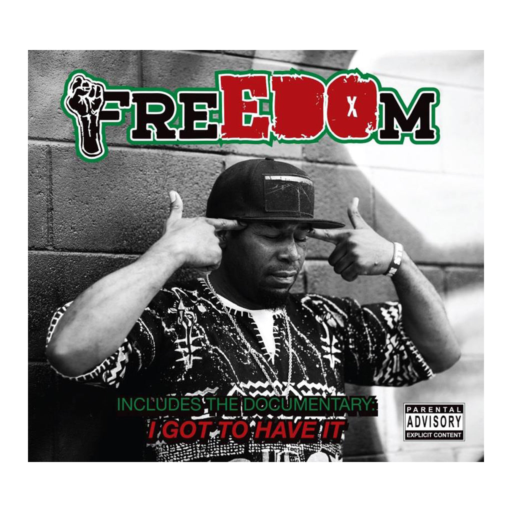 EDO.G - 'FreEDOm + I Got To Have It' [CD]