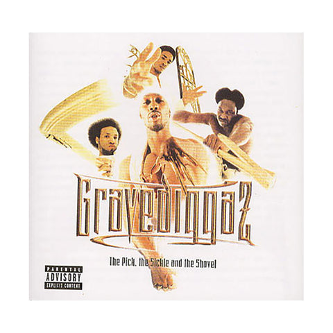 Gravediggaz - 'The Pick, The Sickle And The Shovel' [CD]