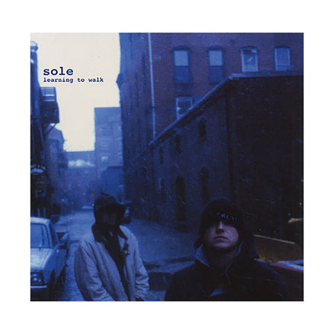 Sole - 'Learning To Walk: Circa 94-98 AD' [CD]
