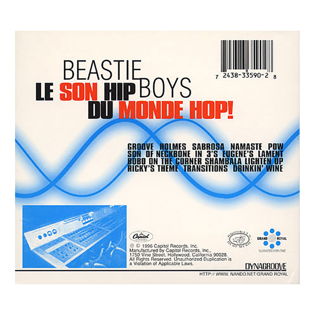 <!--119960402018035-->Beastie Boys - 'The In Sound From Way Out!' [CD]