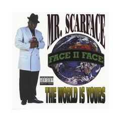 <!--119930817001326-->Scarface - 'The World Is Yours' [CD]