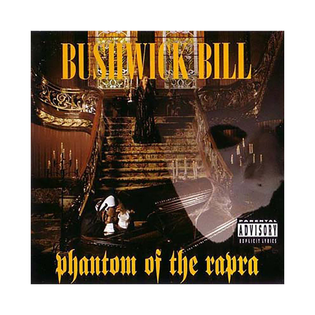 <!--119950711004331-->Bushwick Bill - 'Phantom Of The Rapra' [CD]