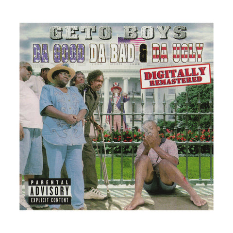 "[""Geto Boys - 'Da Good Da Bad & Da Ugly' [CD]""]"