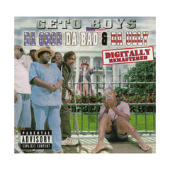 <!--019981117003299-->Geto Boys - 'Da Good Da Bad & Da Ugly' [CD]
