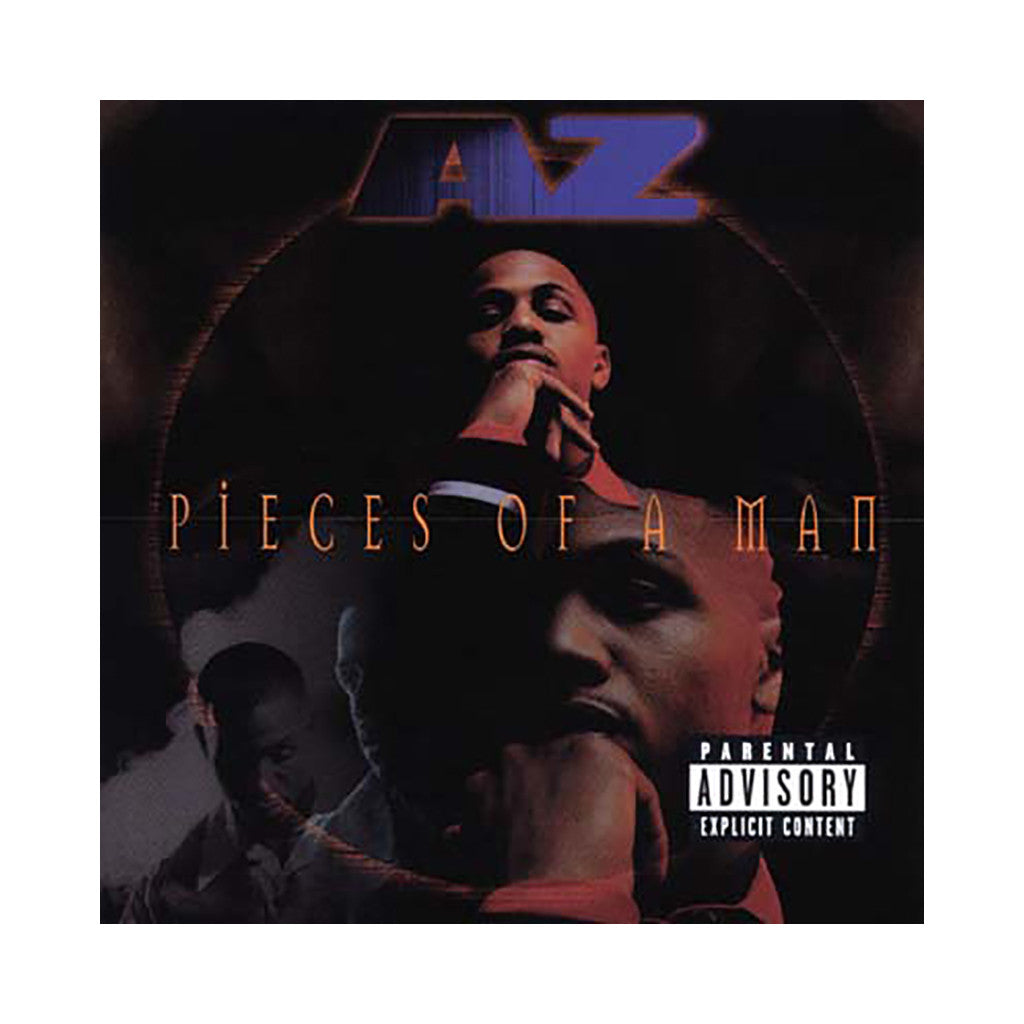 <!--119980407004655-->AZ - 'Pieces Of A Man' [CD]