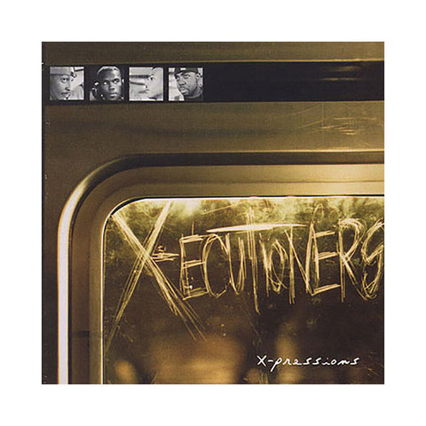 The X-Ecutioners - 'X-pressions' [CD]