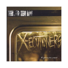 <!--019970923017316-->The X-Ecutioners - 'X-pressions' [CD]
