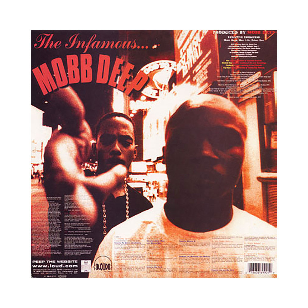 Mobb Deep - 'Hell On Earth' [(Black) Vinyl [2LP]]