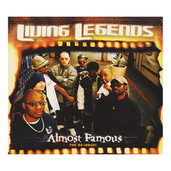 Living Legends - 'Almost Famous' [CD]