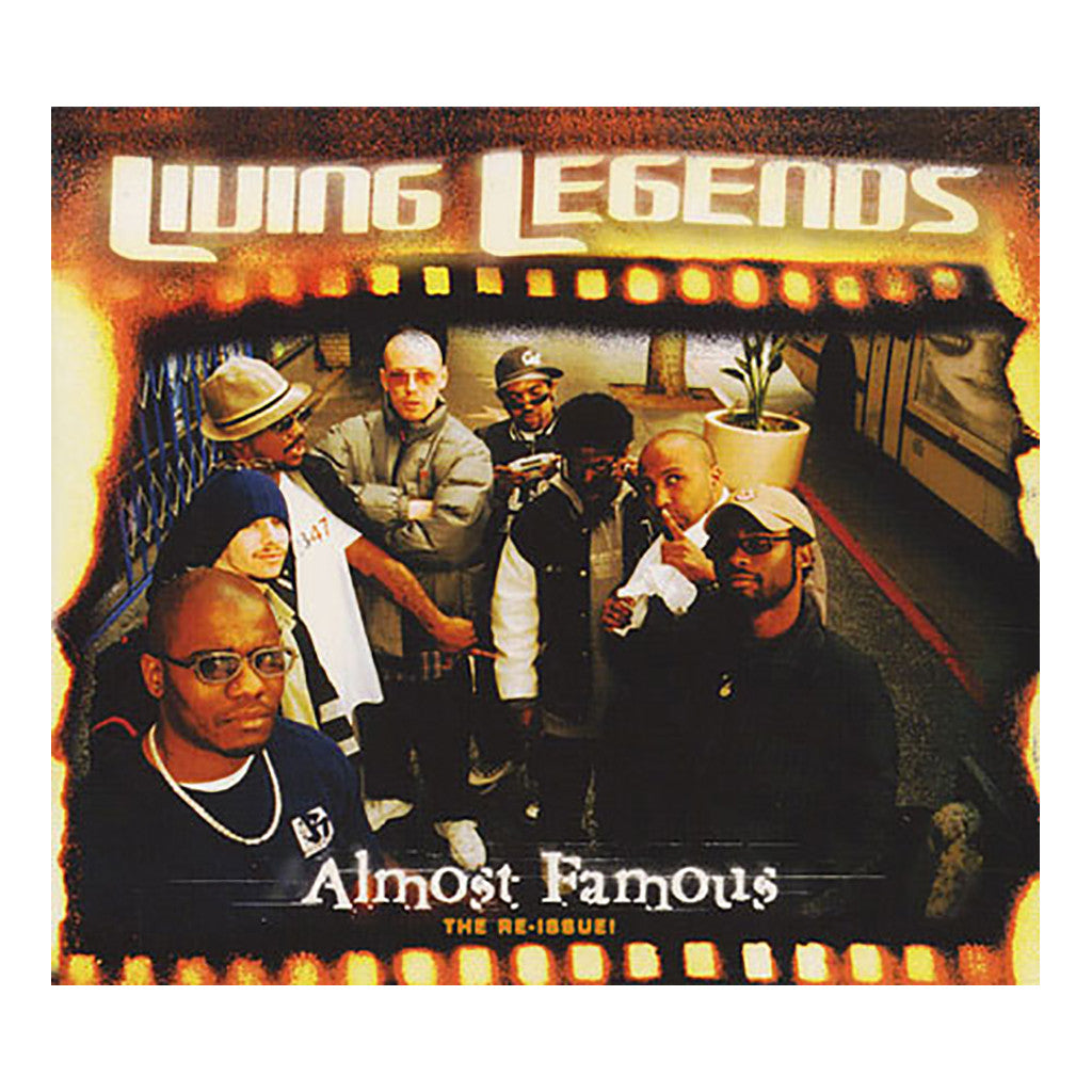 <!--2001111448-->Living Legends - 'Forces Of Nature' [Streaming Audio]