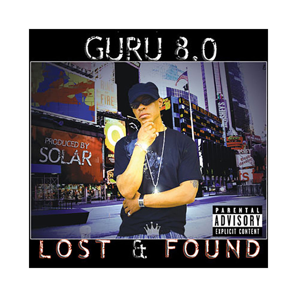 <!--2009050628-->Guru - 'No Gimmick' [Streaming Audio]