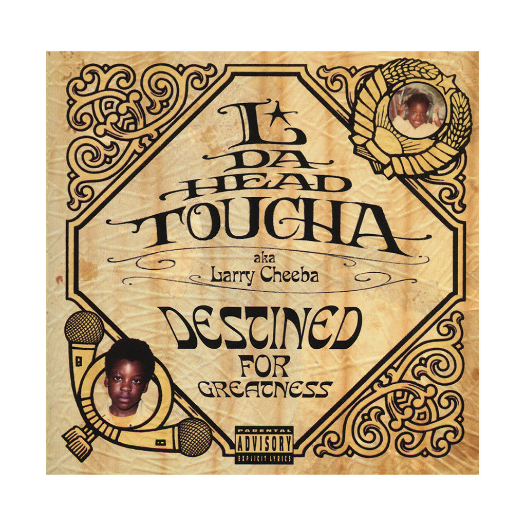 <!--020031125012004-->L Da Headtoucha - 'Destined For Greatness' [CD]