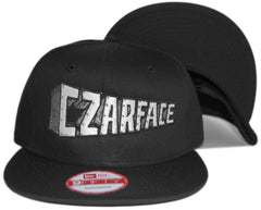 <!--020130305054430-->CZARFACE - 'CZARFACE' [(Black) Snap Back Hat]