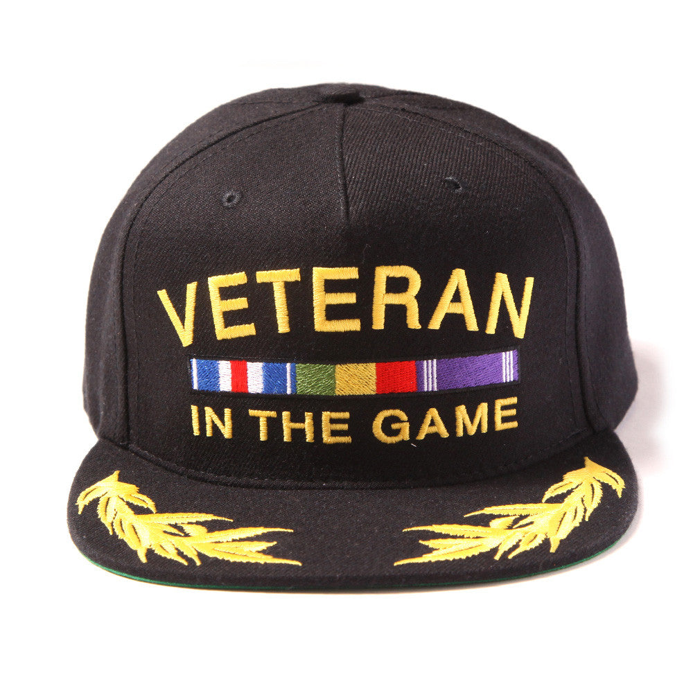 The Seventh Letter - Veteran - Snap Back Hat - image a7bfe4dae66