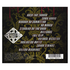 Seven Oddities Records - 'Out For Blood Vol. 3, Chapter 2' [CD]