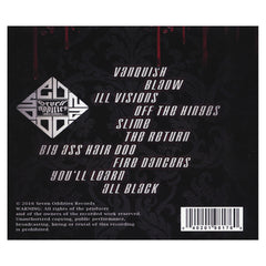 Seven Oddities Records - 'Out For Blood Vol. 3, Chapter 3' [CD]