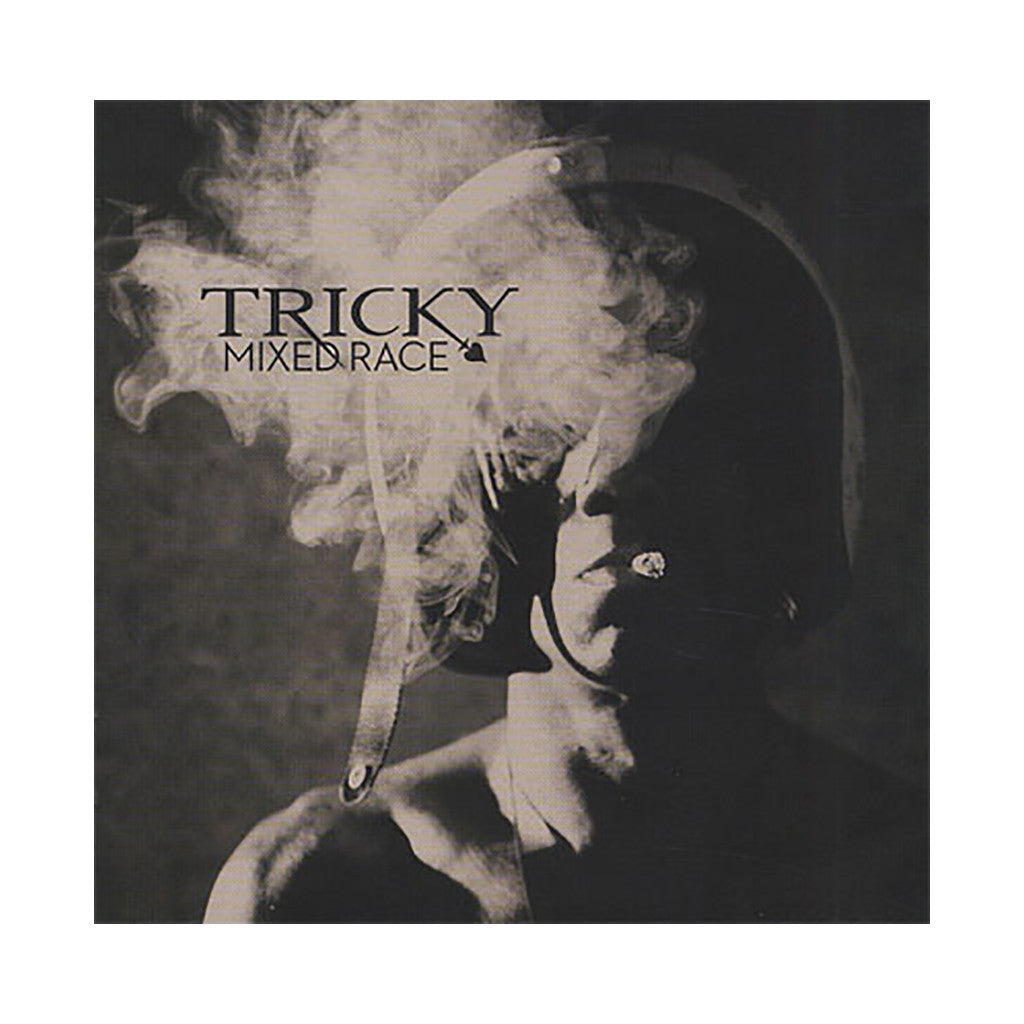 <!--020101005026990-->Tricky - 'Mixed Race' [(Black) Vinyl LP]