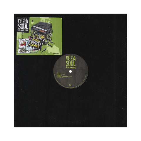 "[""De La Soul - 'De La Mix Tape: Remixes, Rarities & Classics' [(Black) Vinyl [2LP]]""]"