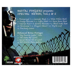 M.F. DOOM - 'Special Herbs Vol. 5 & 6' [CD]