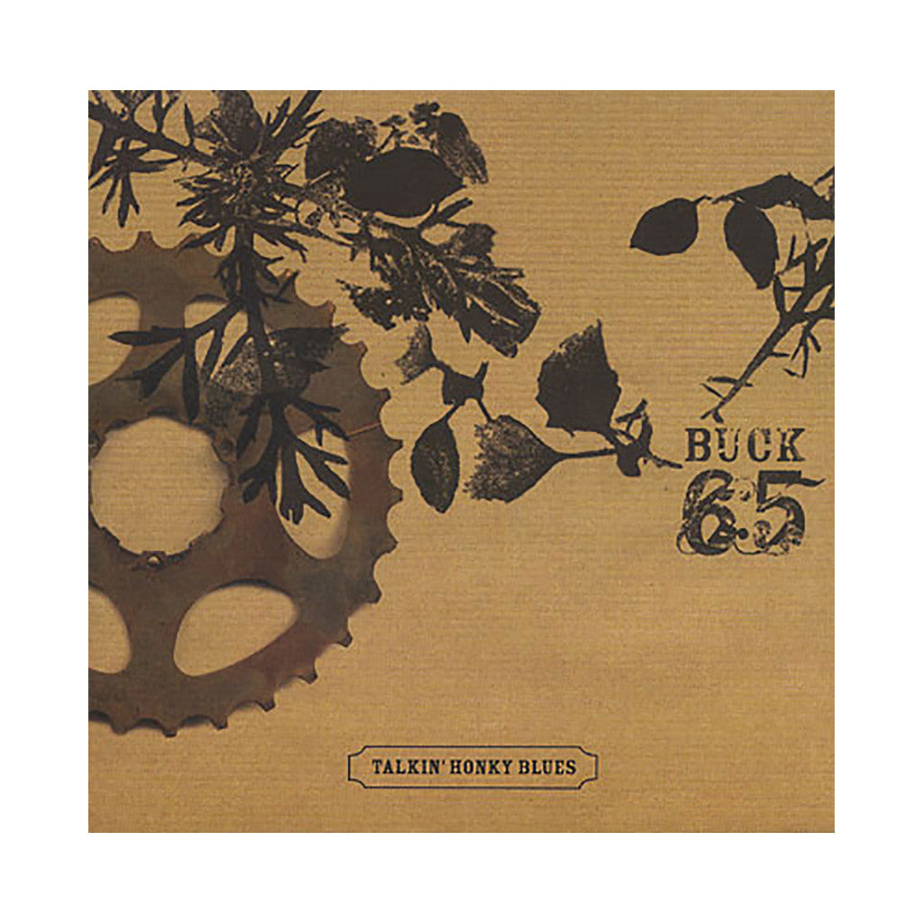 <!--120030923017934-->Buck 65 - 'Talkin' Honky Blues' [CD]