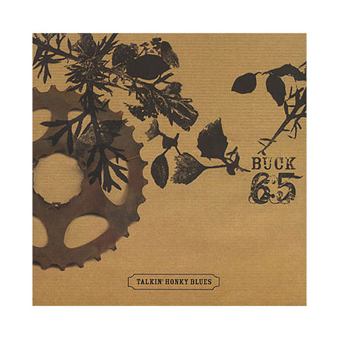 "[""Buck 65 - 'Talkin' Honky Blues' [CD]""]"