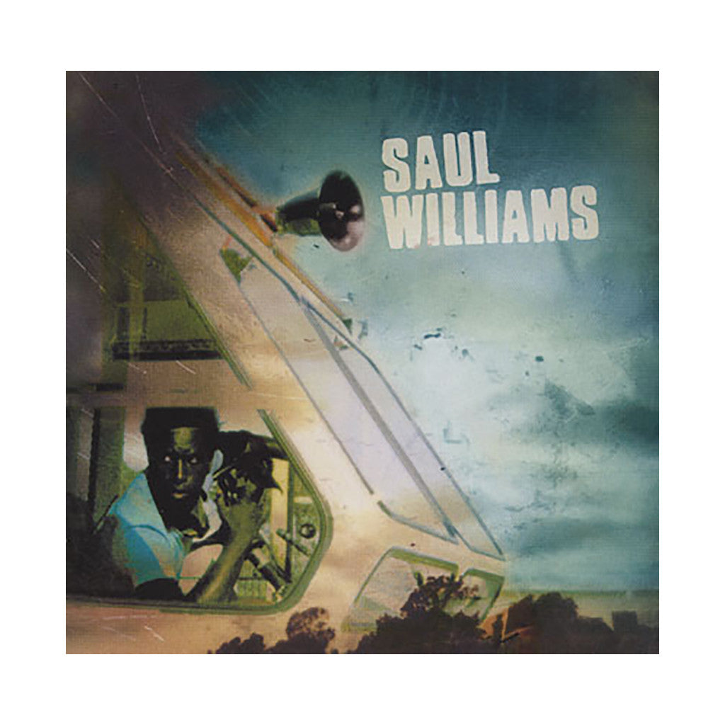 <!--120040921001333-->Saul Williams - 'Saul Williams' [CD]