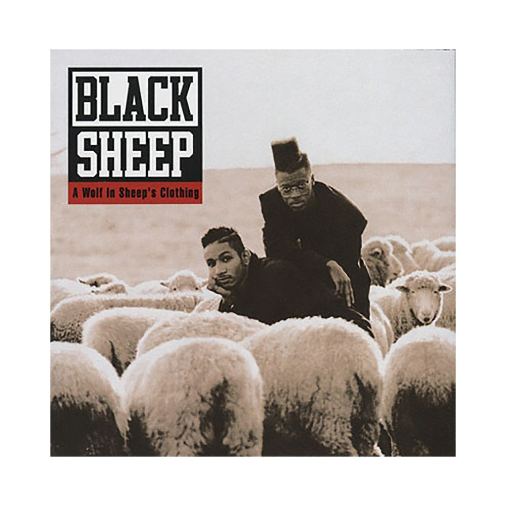 Black Sheep - 'A Wolf In Sheep's Clothing' [(Colored) Vinyl LP]