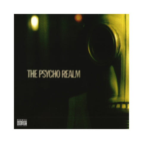 "[""The Psycho Realm - 'The Psycho Realm' [CD]""]"
