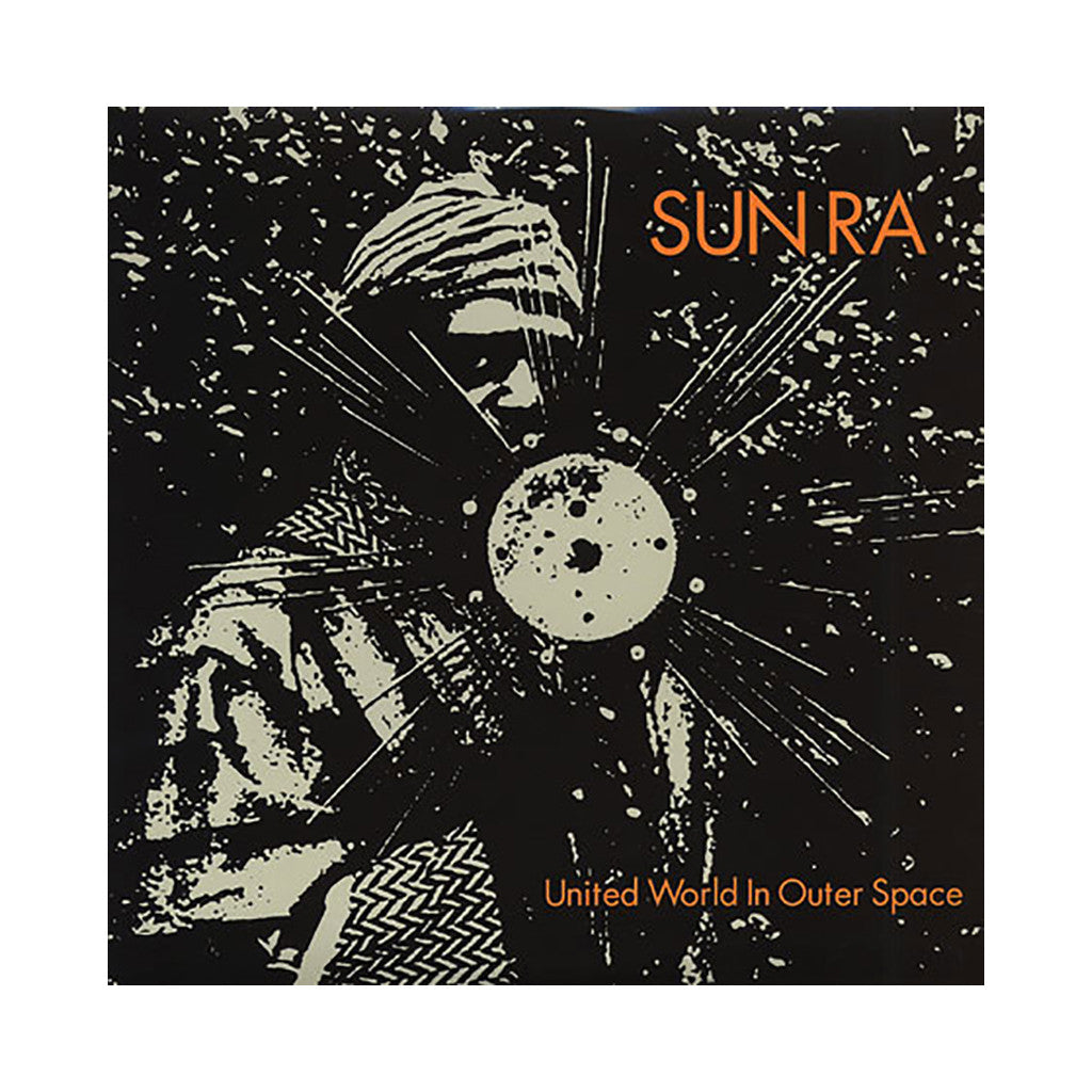 Sun Ra - 'United World In Outer Space' [(Black) Vinyl LP]