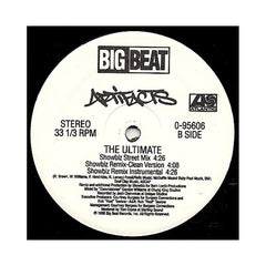 "<!--1996010114-->Artifacts - 'The Ultimate/ The Ultimate (Remix)' [(Black) 12"" Vinyl Single]"