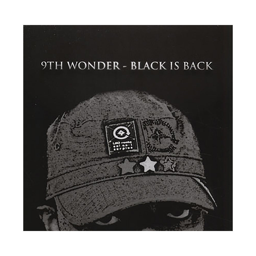 9th Wonder - 'Black Is Back' [(Black) Vinyl [2LP]]