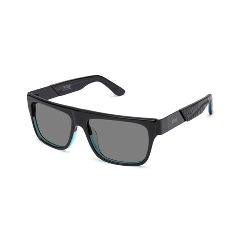 9five Eyewear - '22: Black Croc' [(Black) Sunglasses & Eyewear]
