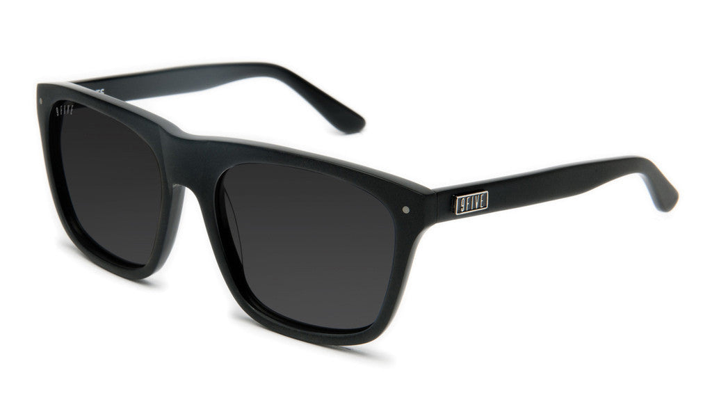 <!--020130416055940-->9five Eyewear - 'Cults: Glossy Black' [(Black) Sunglasses & Eyewear]